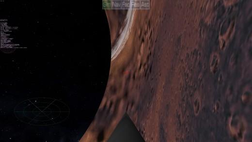 Terrain Curved!