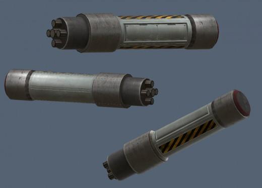 Missile models