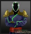 The Warmaster's progress
