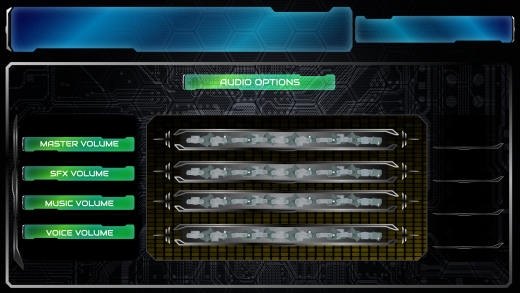 UI/UX Artist: Config Screen Update and a Touch Up on the Factory!