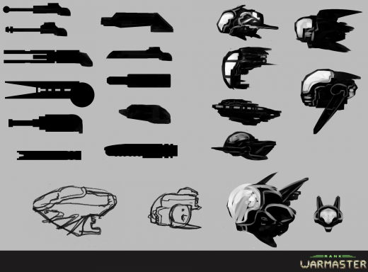 Ship Weapon launchers and next ship