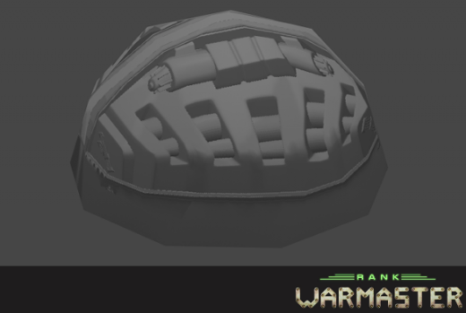 Low Poly turrets