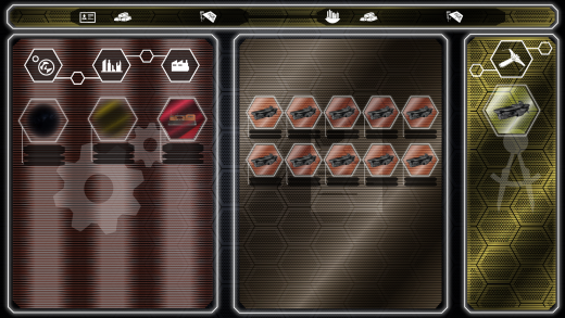 UI/UX Artist: Graphical Overhaul Continued >> Factory & Research Screens