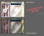 UI/UX Artist: Oy Those Bloomin' Bloom Settings