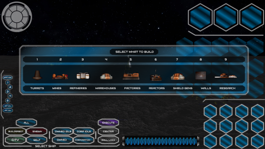 UI/UX Artist: Nav Screen Improvements