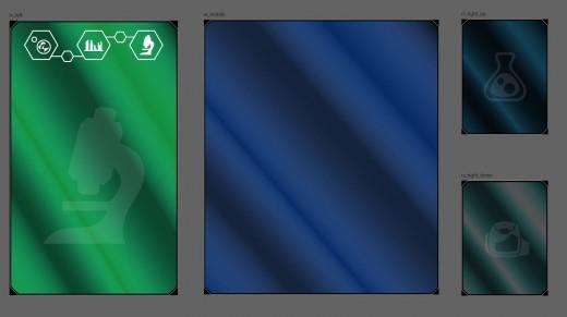 UI/UX Artist: Screen Finalizations
