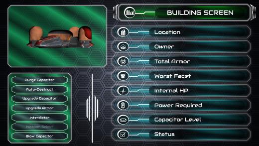 UI/UX Artist: Building Screen!