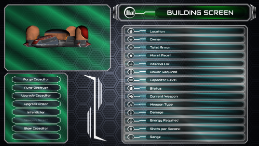 UI/UX Artist: Building Screen 2