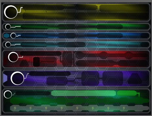UI/UX Artist: Screen Review!